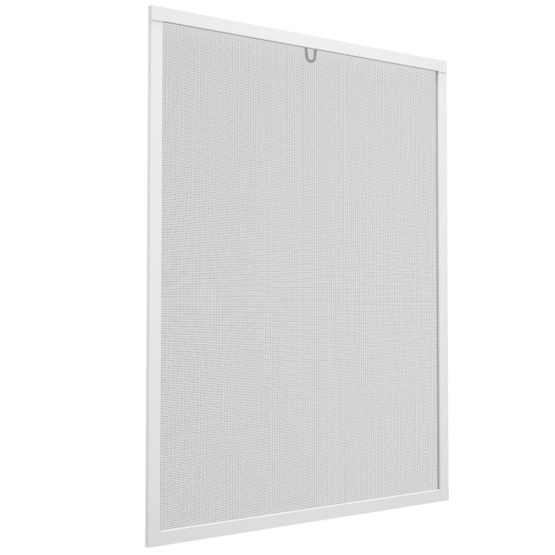 Síť proti hmyzu s hliníkovým rámem | 130x150 cm