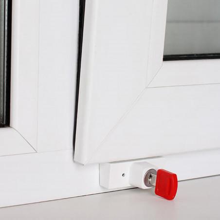 Bezpečnostní zámek BSL pro okna a balkónové dveře