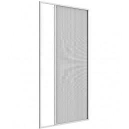 Rolovací dveřní síť proti hmyzu | 160x220 cm | bílá