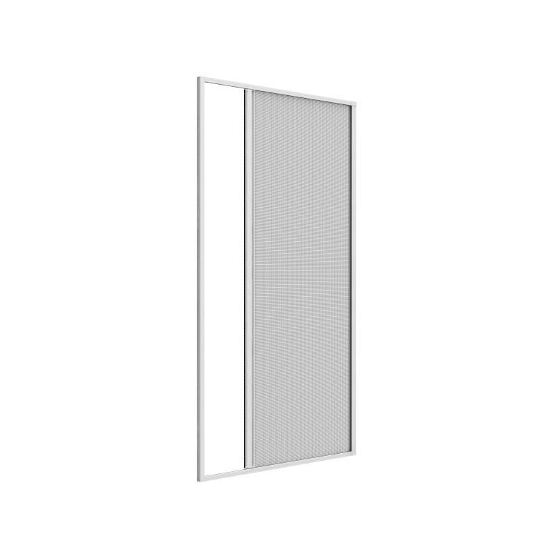 Rolovací dveřní síť proti hmyzu   160x220 cm   bílá