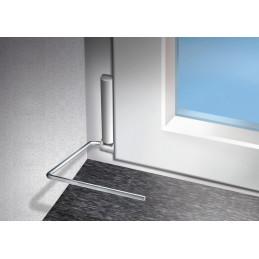 Seřizovací klíč pro okna a balkonové dveře