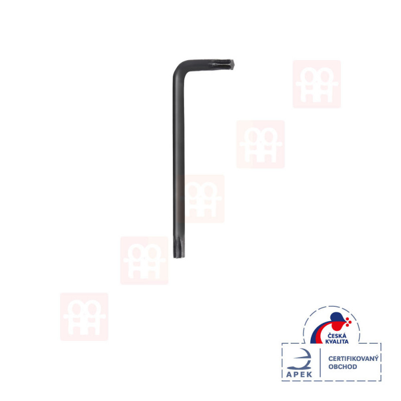 Servisní L-klíč TORX 15