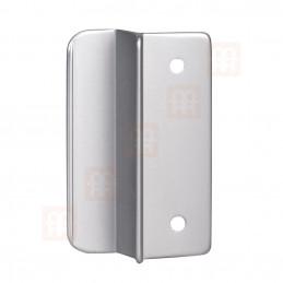 Balkonové madélko | hliníkové | stříbrné
