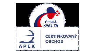 APEK certifikat ceska kvalita